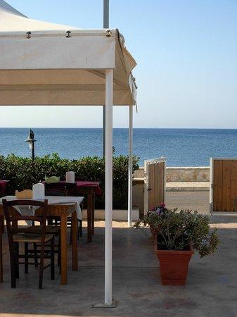 Hotel Magnagrecia: Zona ristoro hotel
