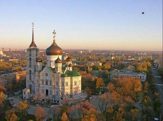 Voronezh, Rusia: Благовещенский собор