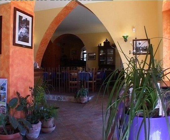 Villa Tasca Rural Tourism : ingresso accogliente hall