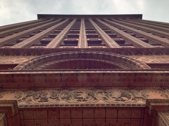 Guaranty / Prudential Building: Awesome Facade