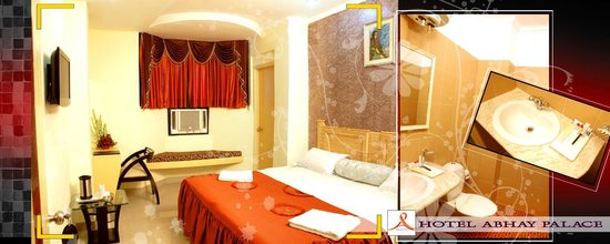 Hotel Abhay Palace: Super Deluxe
