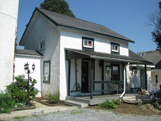 Stoltzfus Bed & Breakfast : Carriage House