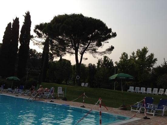 West Garda Hotel: ore 19.20