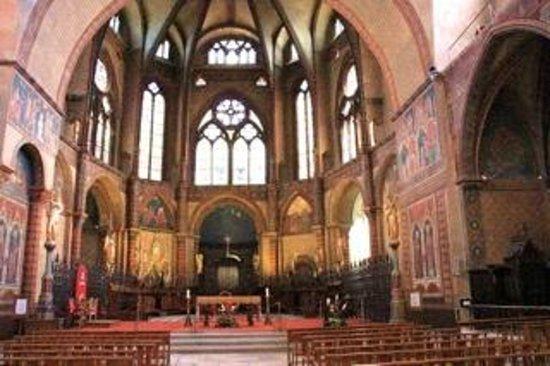 Cahors cathedral nave photo de cath drale saint tienne cahors tripadvisor - Cathedrale saint etienne de cahors ...