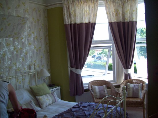The Langtons Guesthouse: Garden room