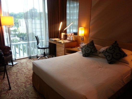 Park Hotel Clarke Quay: view of room
