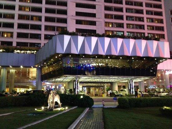Sunshine Hotel Shenzhen: 外観