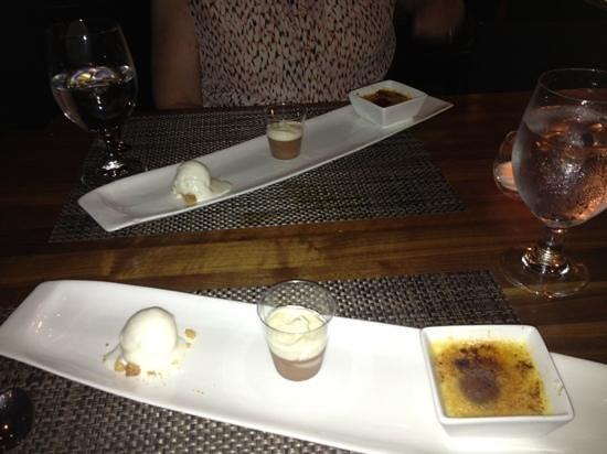 Tashan: Dessert, after a wonderful meal