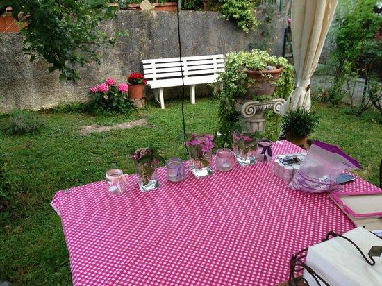 B&B Casa Nan : giardino