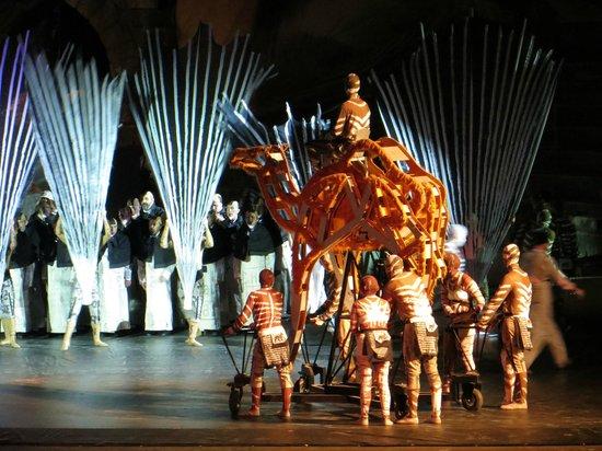 Arena di Verona: Aida