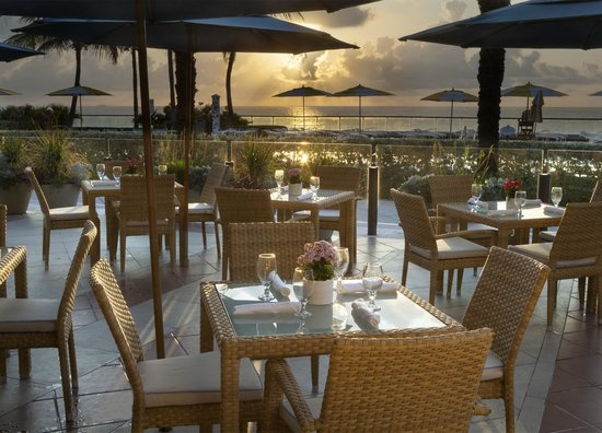 The Breakers Palm Beach Club Restaurant