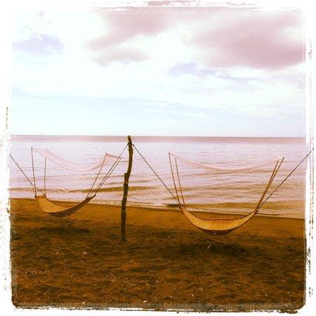 Elysia Beach Resort: For lazing on the beach....
