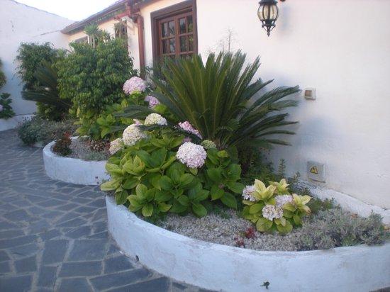 Finca La Hacienda Rural Hotel : un angolo dell'hotel