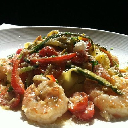 Shrimp Primavera Picture Of Grillfish Washington Dc