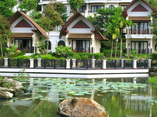 Rawi Warin Resort & Spa: Вид на номера