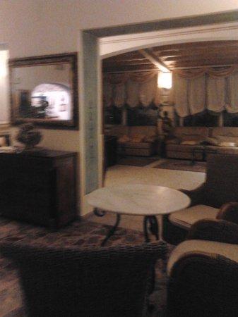 Hotel Lord Byron: Salone