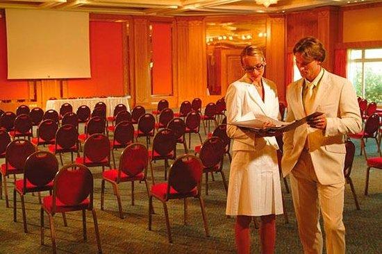 Hotel Palace Oceana Hammamet: Conference Room