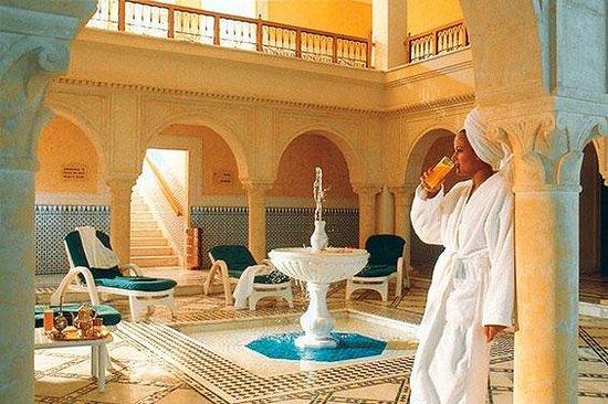Hotel Palace Oceana Hammamet: Spa