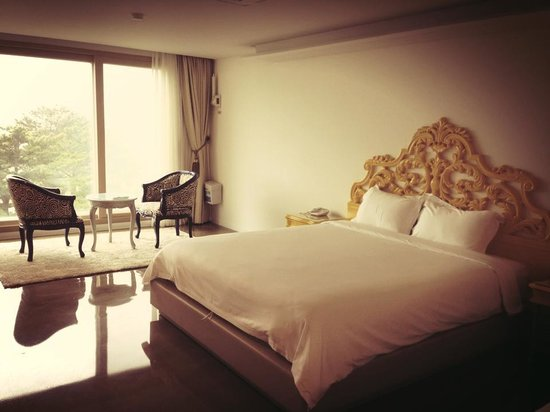 Boutique Hotel Villa De Aewol : Twin Double Room