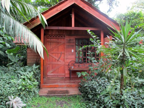 Arenal Oasis Eco Lodge & Wildlife Refuge: My very beautiful, comfortable, and private casita