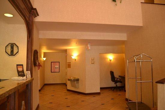 Quality Inn Zion: lobby