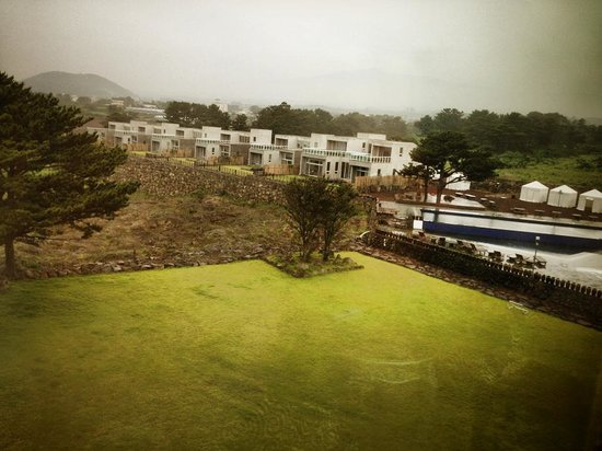 Boutique Hotel Villa De Aewol: View from room