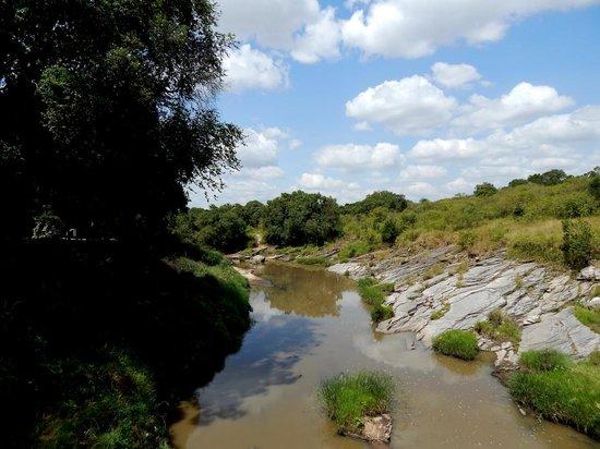 Mara Intrepids Luxury Tented Camp: Talek River