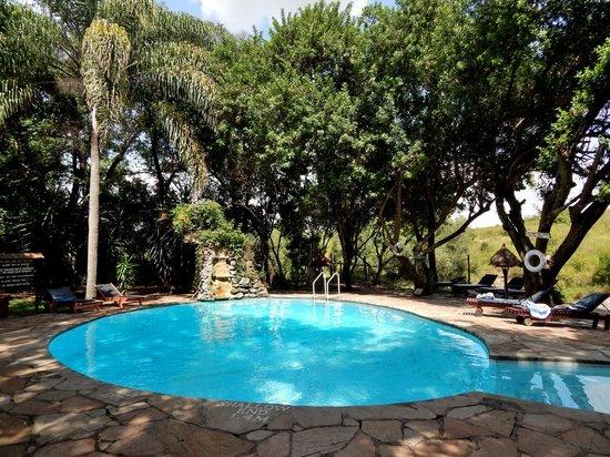 Mara Intrepids Luxury Tented Camp: Pool