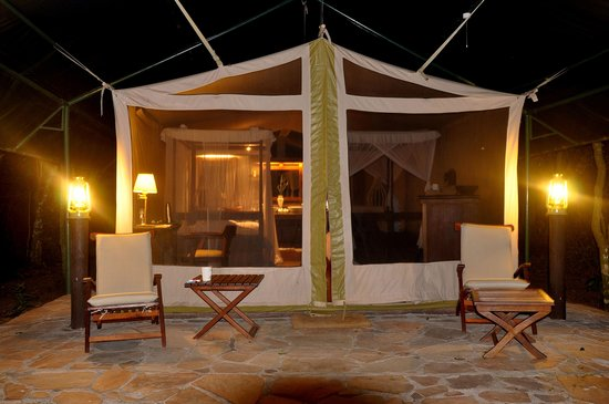 Mara Intrepids Luxury Tented Camp: Zelt