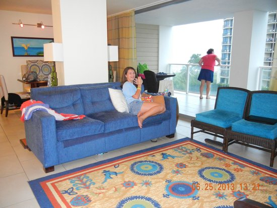 Marriott's Crystal Shores: Den