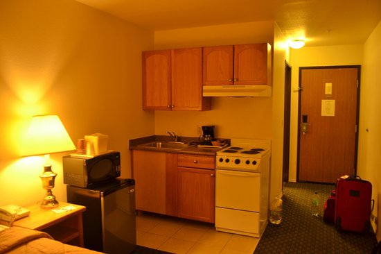 Quality Inn Zion: kitchenette