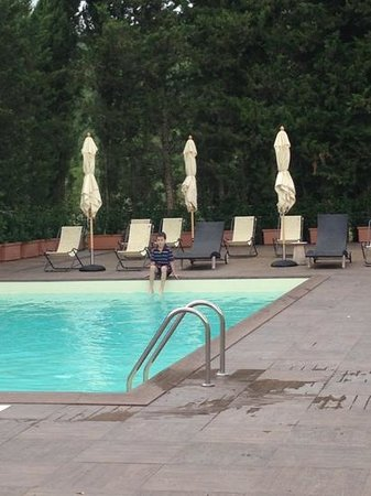 Casalta di Pesa: pool
