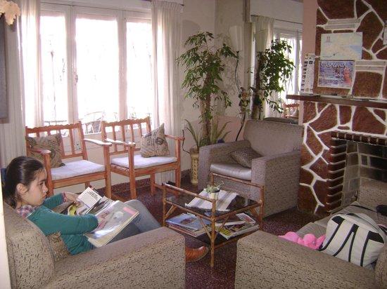 Hotel Altas Cumbres: Sala de estar