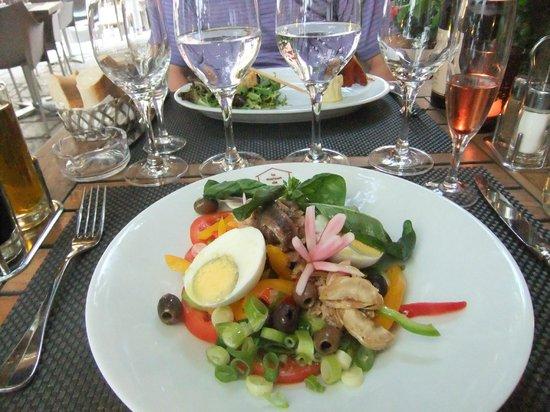 Salade nicoise photo de la maison de marie nice tripadvisor - La maison de marie nice ...