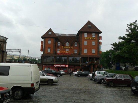 Hotel Viking: façade de l'hôtel