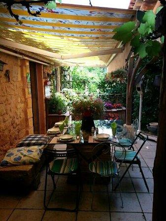 Auberge de Layotte  - Regis Gagnadre: j adore c si nature...