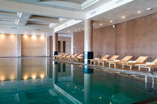 Hotel Riu Palace Tikida Agadir : indoor pool