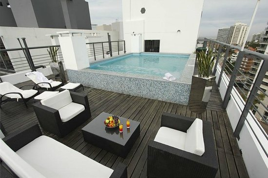 Palladium Business Hotel: Pool