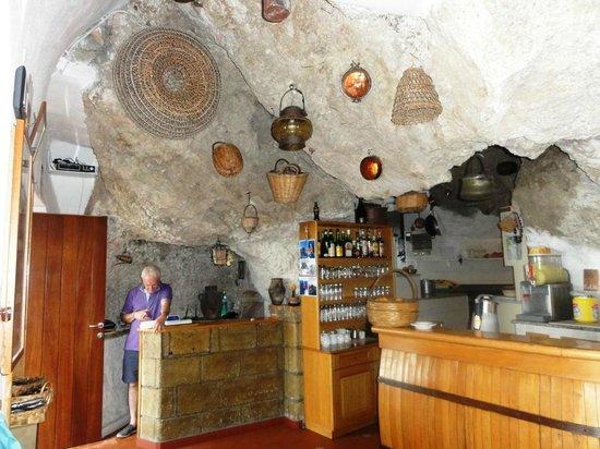 Le Grottelle : Interno