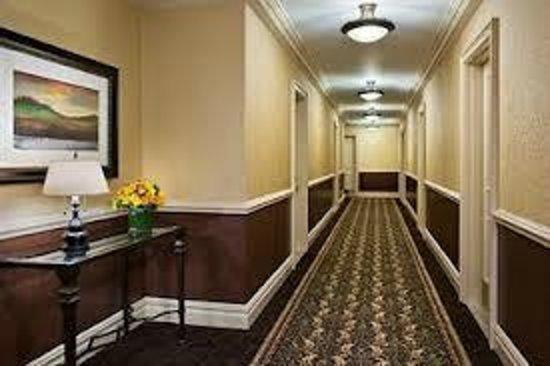 Salisbury Hotel: corredor dos quartos