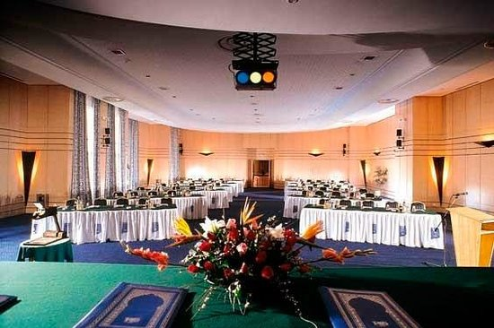 Hotel Palace Royal Garden: Conference Room