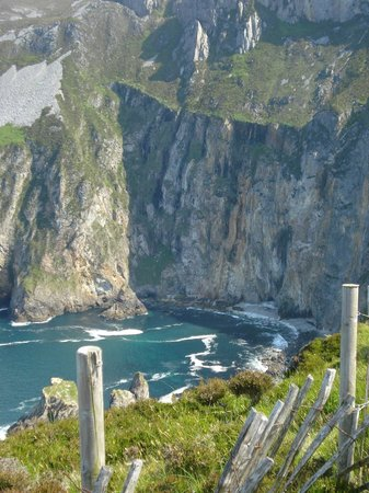 Killybegs, Irland: Donegal's rugged cliffs