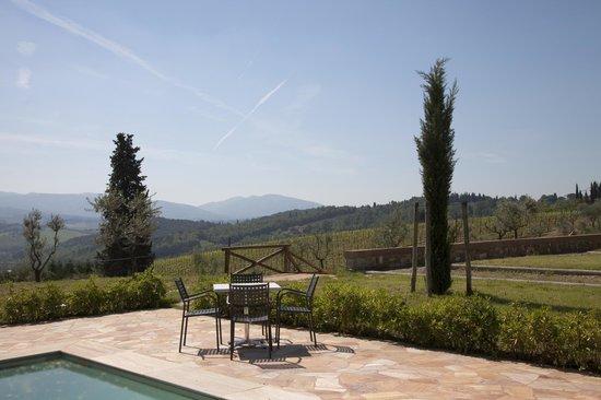 San Martino Country House: panorama