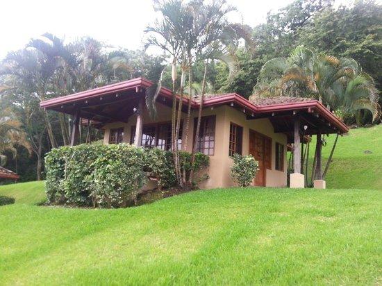 Hotel Borinquen Mountain Resort: our cabina