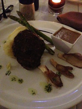 Hermosa : steak