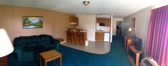 Royal Inn : Suite N/S