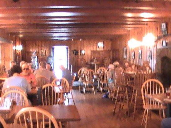 Secret Six Tavern: pub room