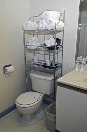 Rogue Valley Inn: Bathroom