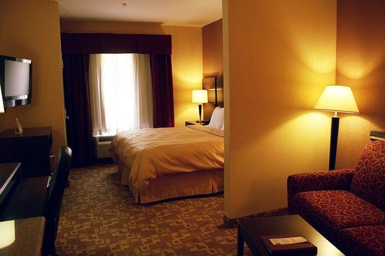Comfort Suites: King Standard Room