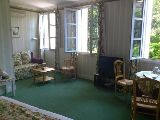 Best Western Hotel Le Guilhem: chambre grand confort